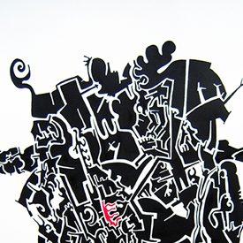 Black Ink, Código Visual II
