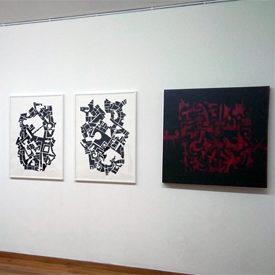 """""""Cartografias Mentais"""" na Galeria Paula Quintã"""