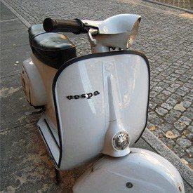 História da Vespa :)